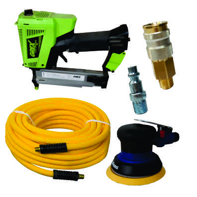 Air Hose, Fittings & Tools
