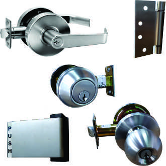 Door Hardware & Locks
